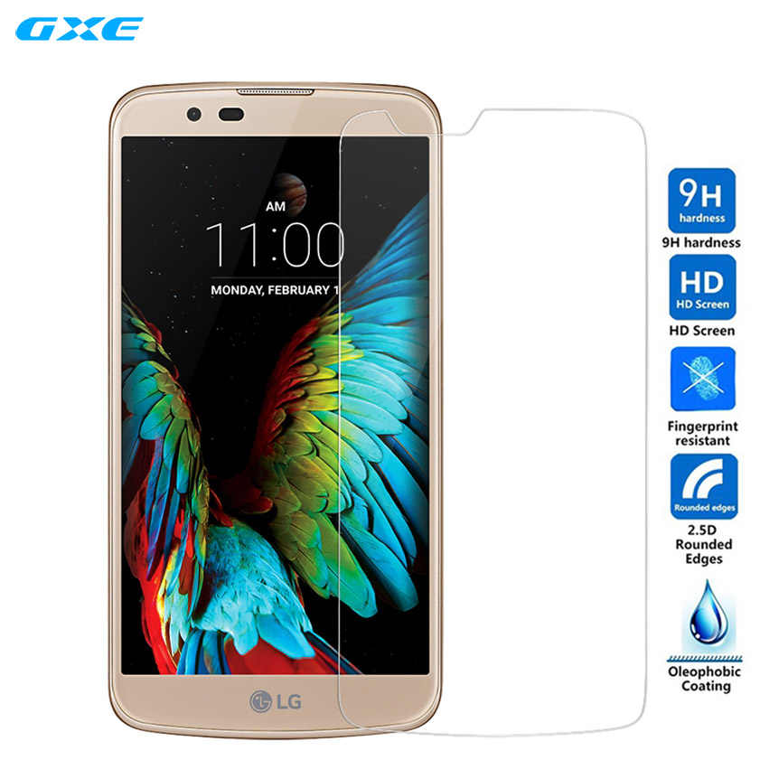 GXE 9 H PremiumTempered de cristal para LG G4 H815 G4c Stylus K10 K5 G5 V10 G3 Nexus 5X Stylus 2 más Leon espíritu Protector de pantalla LCD
