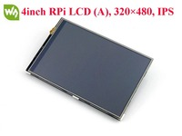 4inch RPi LCD A 320 X 480 Touch Screen TFT Designed For Raspberry Pi Model B