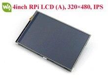Big sale 4inch Raspberry Pi LCD (A) Raspberry Pi LCD 320 x 480 Touch Screen LCD Display TFT for Any Version Of Raspberry Pi 3 B/2 B/B+ A+