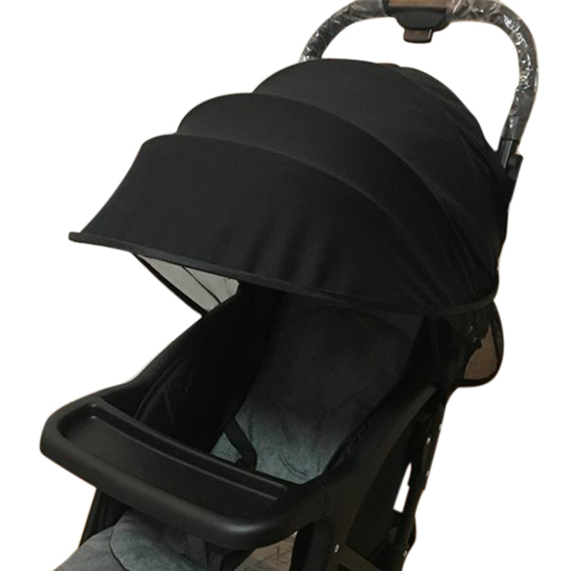 Baby Stroller Visor Canopys Outdoor Prams Awnings Sun Shade Cover Car Seat Sun Protection Hood Stroller Accessories