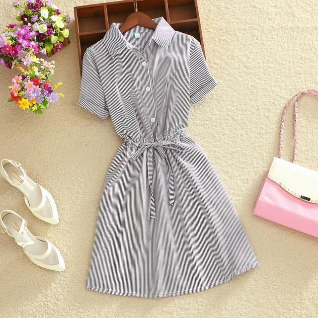 Summer Dress Shirt 5