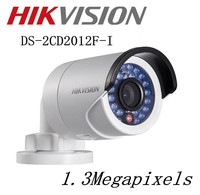 HIKVISION English Version DS 2CD2012F I 1 3MP Network Camera Support 128G SD Card POE IR