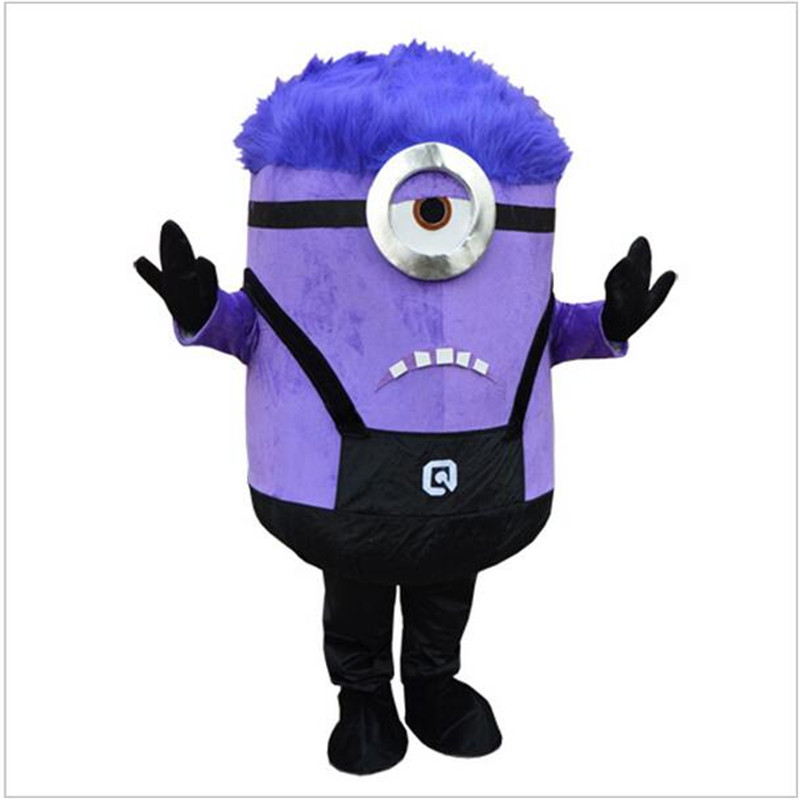 & Buy purple minion costume and get free shipping on AliExpress.com