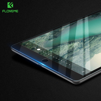 FLOVEME Screen Protector For IPad Pro 10 5 Inch 2017 Tempered Film 9H High Transparency Protective