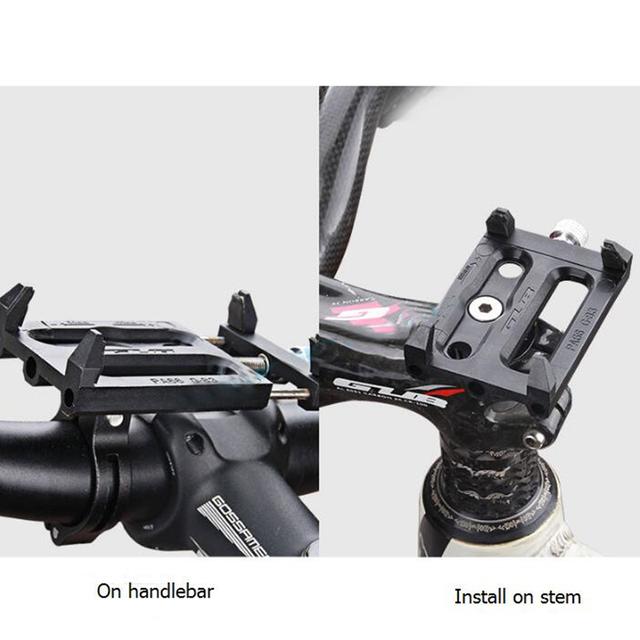 Universal Anti-Slip Bicycle Bike Phone Holder Motorcycle Electric Car Mount Bracket For iphone Samsung phone car phone holder