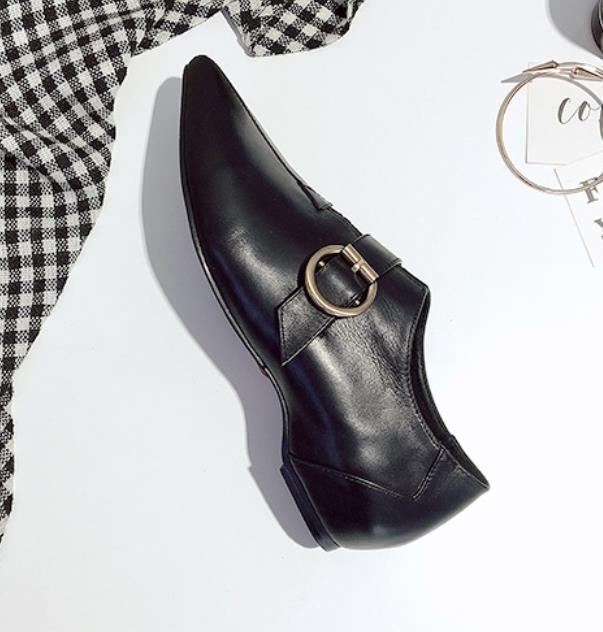 Сезон весна-осень; Новинка; корейский стиль; модная повседневная женская обувь