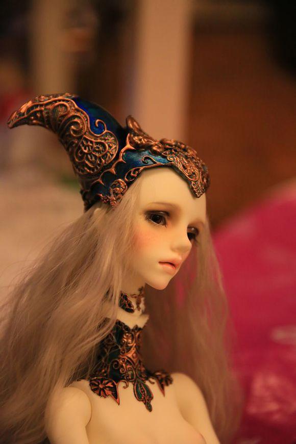 Pop Chateau Christina BJD Poppen 1/3 Hars Cijfers Luts Sprookjesland Oueneifs Speelgoed Voor Meisjes Kerstcadeaus DC-in Poppen van Speelgoed & Hobbies op  Groep 2
