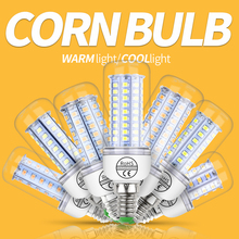 CanLing Led Lamp E27 Light Corn Bulb 220V Bombillas LED E14 Lampada 2835 SMD 5730 24 30 36 48 56 69 89 102LEDs