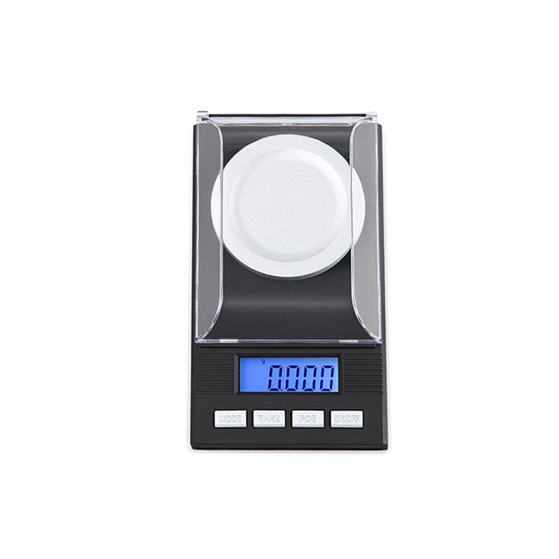 High precision 20/50g 0.001g jewelry scale Milligram Electronic Digital Scale Pocket Diamond Weight Scale Jewelry Digital Scales