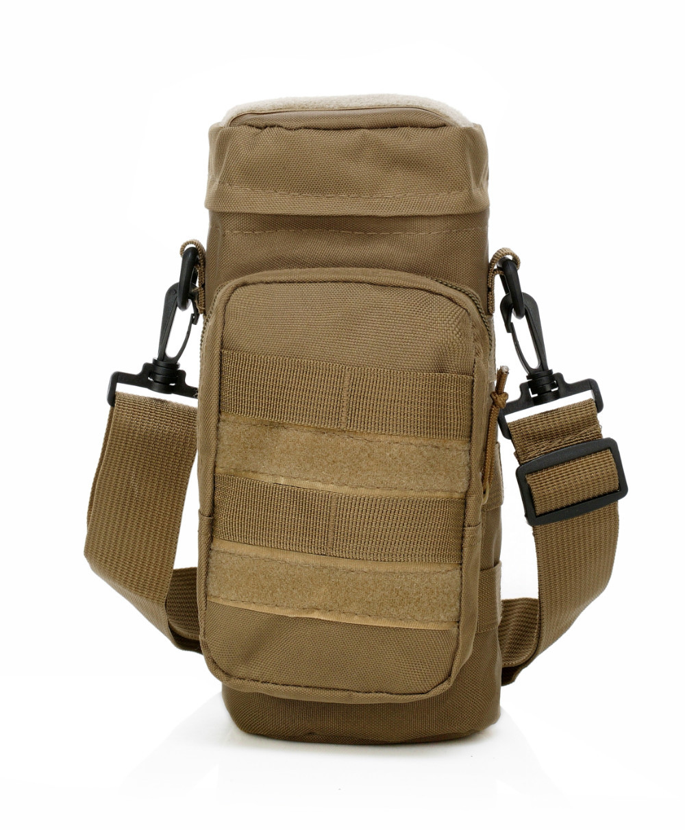 Molle Outdoors Tactical Gear Water Bottle Pouch Ke...