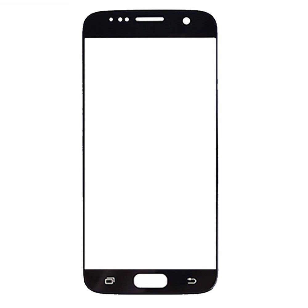 Nieuwe Outer Glas Voor samsung galaxy S7 G930 G930F Touch Screen Voor Glas Outer Lens met Lijm Voor samsung S7 VERVANGING