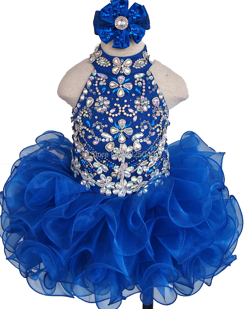 baby  and toddler girl clothes  girl dresses  flower girl dresses girl party dresses1T-6T G284-6 glitz baby and toddler girl formal dress girl party dresses girl brand clothes and 1t 6t g284 2