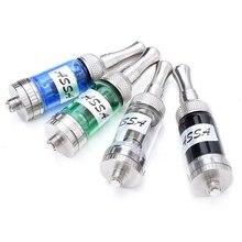 2.0มิลลิลิตรASSA NautilusถังปรับการไหลของอากาศPyrexแก้วเครื่องฉีดน้ำสำหรับบุหรี่อิเล็กทรอนิกส์