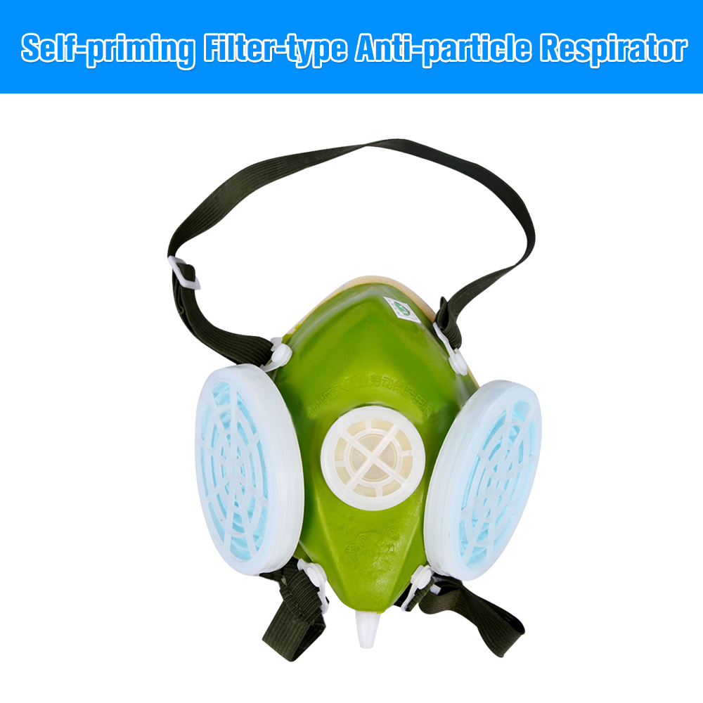 Fire Protection Back To Search Resultssecurity & Protection Capable Anti-dust Respirator Mask Filter Industrial Paint Spraying Protective Facepiece