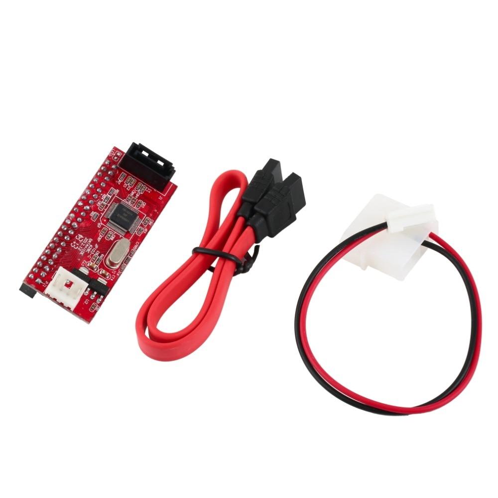 1 pcs ADPT EASILY ADD SIIG INC SC-SA0112-S1 -SATA TO IDE Free / Drop Shipping