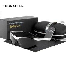 2016 Brand Designer Aluminum Magnesium Alloy Polarized Sunglasses for Men Sports Driving Sun Glasses Oculos De Sol Eyewear Shade