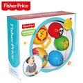 5 pçs/set Bola Brinquedos Do Bebê formação Inicial terno do bebê agarrar a bola tocar a bola brinquedos educativos para crianças com caixa
