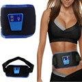 Novos Electronic Body Muscle Braço perna Cintura sliming perder peso queimar gordura Abdominal Massagem Exercício Toning Belt Slim dieta produtos