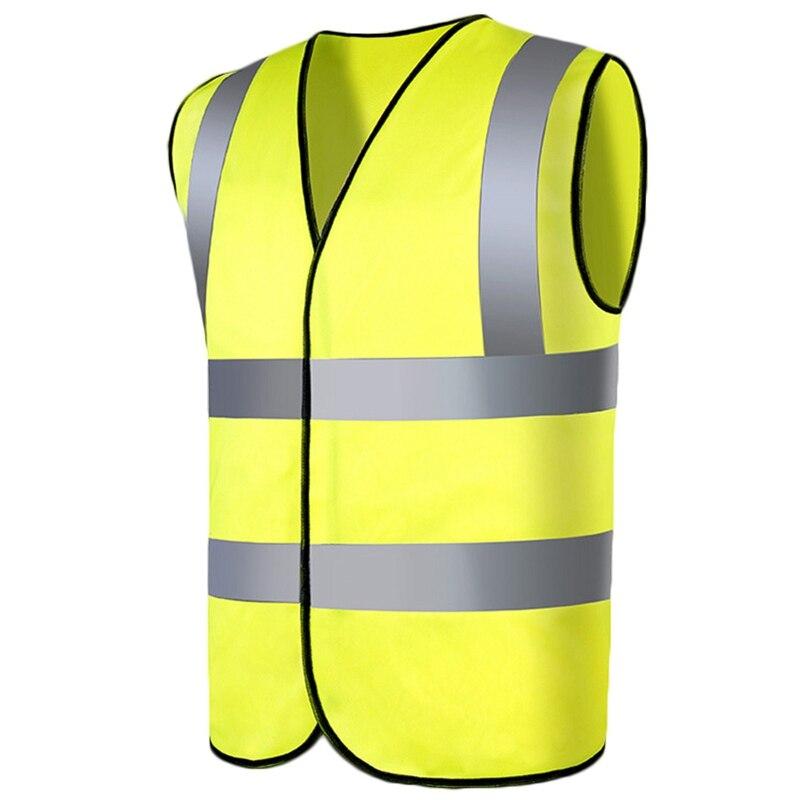 b7ce13cb0ca SPRADWEAR de alta visibilidad chaleco azul imprimir el logotipo de Seguridad  chaleco reflectante ropa chaleco reflectante