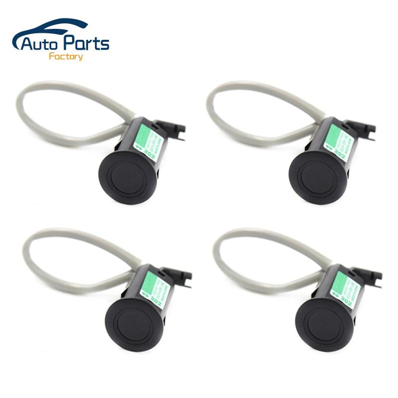 4 sztuk czujnik parkowania pdc dla Camry RX PZ362-00208 PZ36200201/PZ362-00201 188300-4110 188300-9060 1883004110 PZ36200208