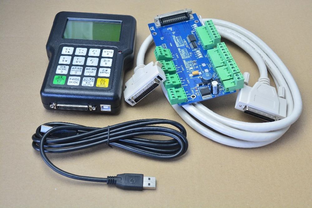 English version Handle engraving machine engraving machine control card DSP 0501 handle controller DSP0501 1set