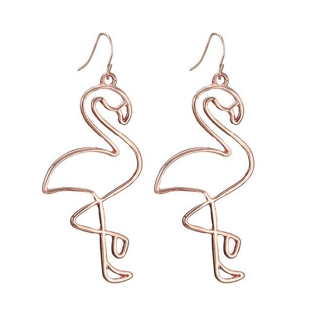 Women Bird Earrings Trendy...