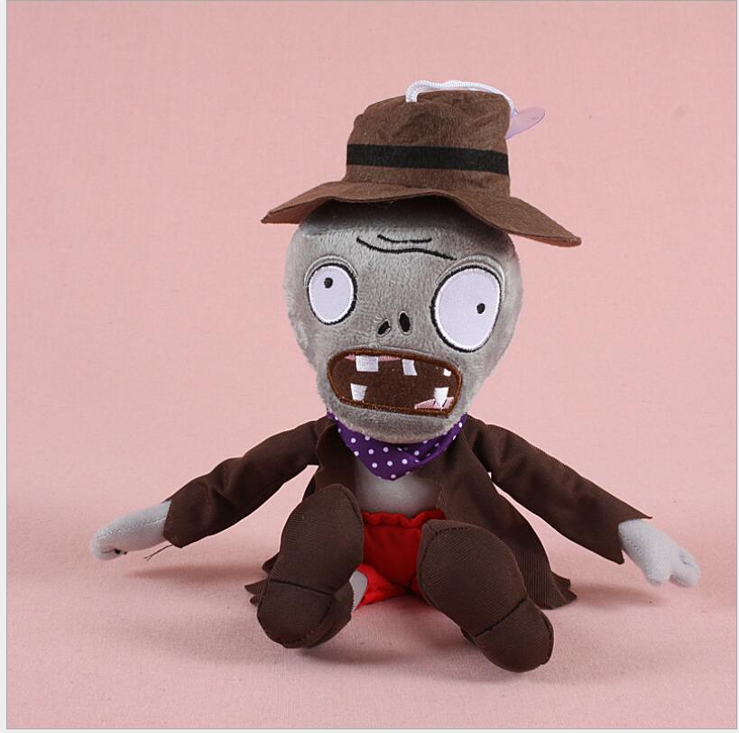 2017 Hot sales Plants vs zombies plush toy Doll Stuffed Animals Baby Toy for Children Gifts