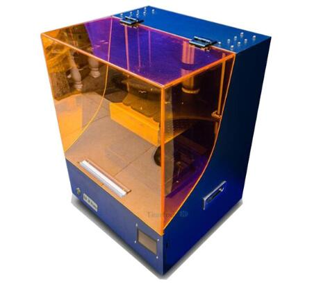 New Super KingKong SLA/DLP/LCD 3d stampante più grande il volume di stampa 200*170*280 millimetri di alta precisione Impresora 405nm UV resina