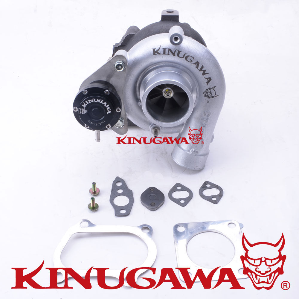 Kinugawa Billet Turbocharger for TOYOTA Land Cruiser 4 2L CT26 17201 17010 17030