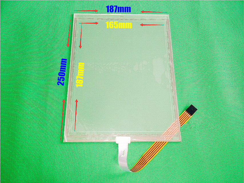 wholesale New 10.4 inch Touch Panel for 6AV3627-1QL01-0AX0 TP27-10 HMI human-computer interface Touch Screen Panels 6av3627 1ql01 0ax0 6av3 627 1ql01 0ax0 tp27 10 compatible touch glass panel