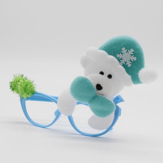 Christmas Design Glasses