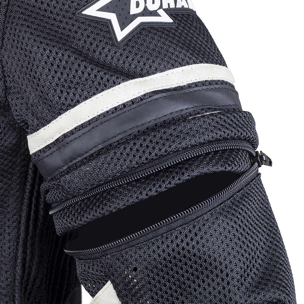 Духан мотоциклетная Мужская Куртка Мото сетки куртки для езды Мотокросс съемный рукав Блузон мотогонок Jaqueta Motoqueiro
