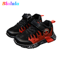 Autumn Winter velvet baby warm shoes boys sneakers kids fashion shoes children skate shoes for toddler glitter 3 to 14 yrs