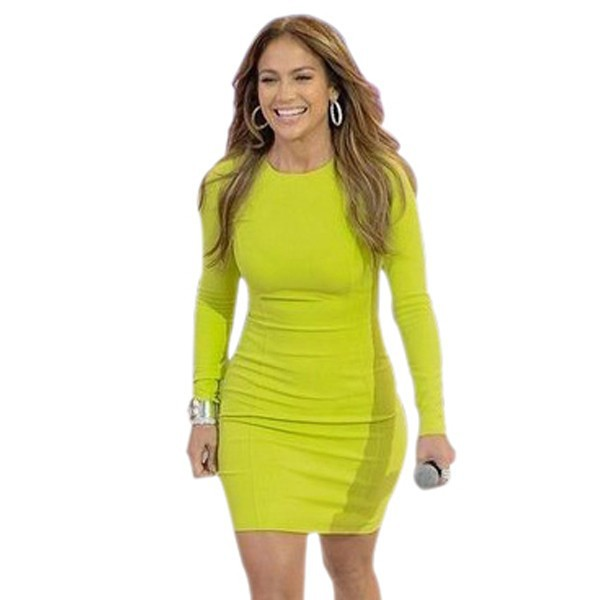 Buy lime dresses and get free shipping on AliExpress.com 5aa2fccce365