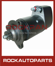 NEW 24V  STARTER MOTOR 0001416053 FOR VOLVO TRUCK B12 F10 F12 F88 FL10 FM10 FS10 N10 N12 N88 NL10 NL12