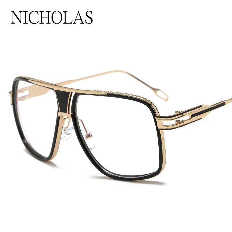 a4253dc465d68 Oversized Retro Casal Sunglasses Men Women Brand Designer Male Female  Mirror Sun glasses Ladies Eyewear Oculos De Sol Feminino -in Sunglasses  from Apparel ...