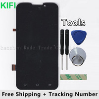 KIFI 100 QC PASS LCD Display Touch Screen Digitizer Glass Panel For ZTE Grand X Quad