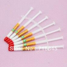 50PCS Lot White Syringe LED IC CPU VGA Xbox360 Heaksink Compounds Thermal Paste