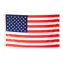 USA Flags United States Polyester 3x5ft Flag and Stripes American flags embroidered patches united states new york state flag patch tactical 3d national flags army armband badge