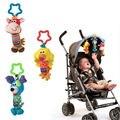 Новые Ребенка Детские Мягкие Погремушки Милые Животные Коляска Коляска Колокол Развивающие Игрушки