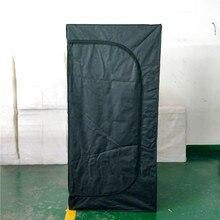 Высокое качество расти палатку расти поле 80*80*180 см нетоксичный 600* 300D с Алюминиевой Тип металла в Россию
