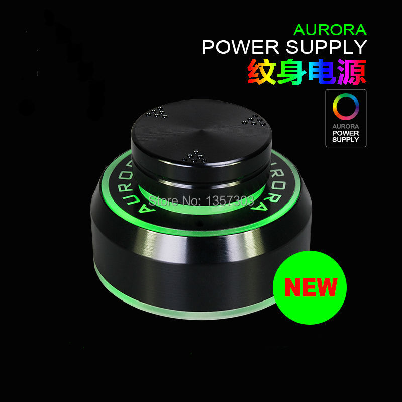 New Aurora Tattoo Power Supply Tattoo Power Tattoo Machine Power Tattoo Power Suplly кухонная техника yoli 300 500 t 101