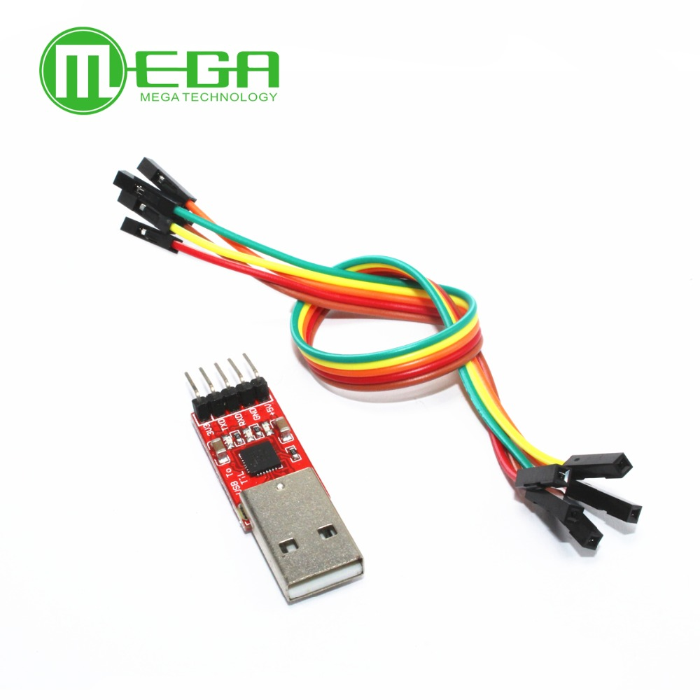 CP2102 Module USB To TTL 5PIN Connector Module Serial Converter