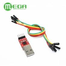 CP2102 модуль USB к ttl 5PIN Соединительный модуль последовательный преобразователь