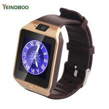 DZ09 Reminder Smart Watch Smart Watch Smartwatch Passometer DZ09 Support SIM TF Card Smartwatch For IOS Android Phone недорого