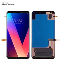 6.0 For LG V30 Plus H930DS v30 v30+ Touch Screen Digitizer 2560x1440 LCD Display Assembly Free shipping