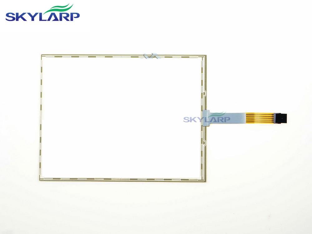 NEW 10.4 Inch 5 Wire Resistive Touch Screen Panel For 10.4 A104SN03 Win 7 XP 229*174mm touch panel Glass Free shipping