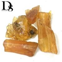 100% Natural Raw Rough Copal Amber Fossil Minerals Specimen Quartz Crystal Stone Minerals DIY Jewelry Home Decoration