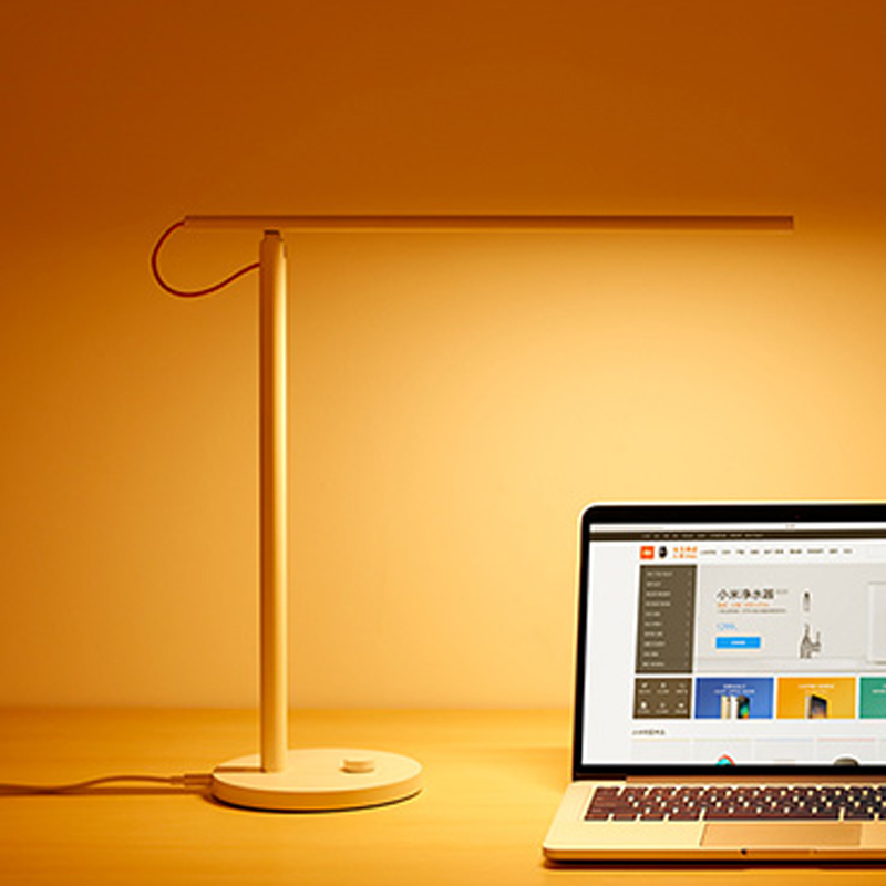 Original Xiaomi Mijia LED Desk Lamp Smart Table Lamps Desklight Support  Mobile Phone App Control 4 Lighting Modes Reading LED In Smart Remote  Control From ...