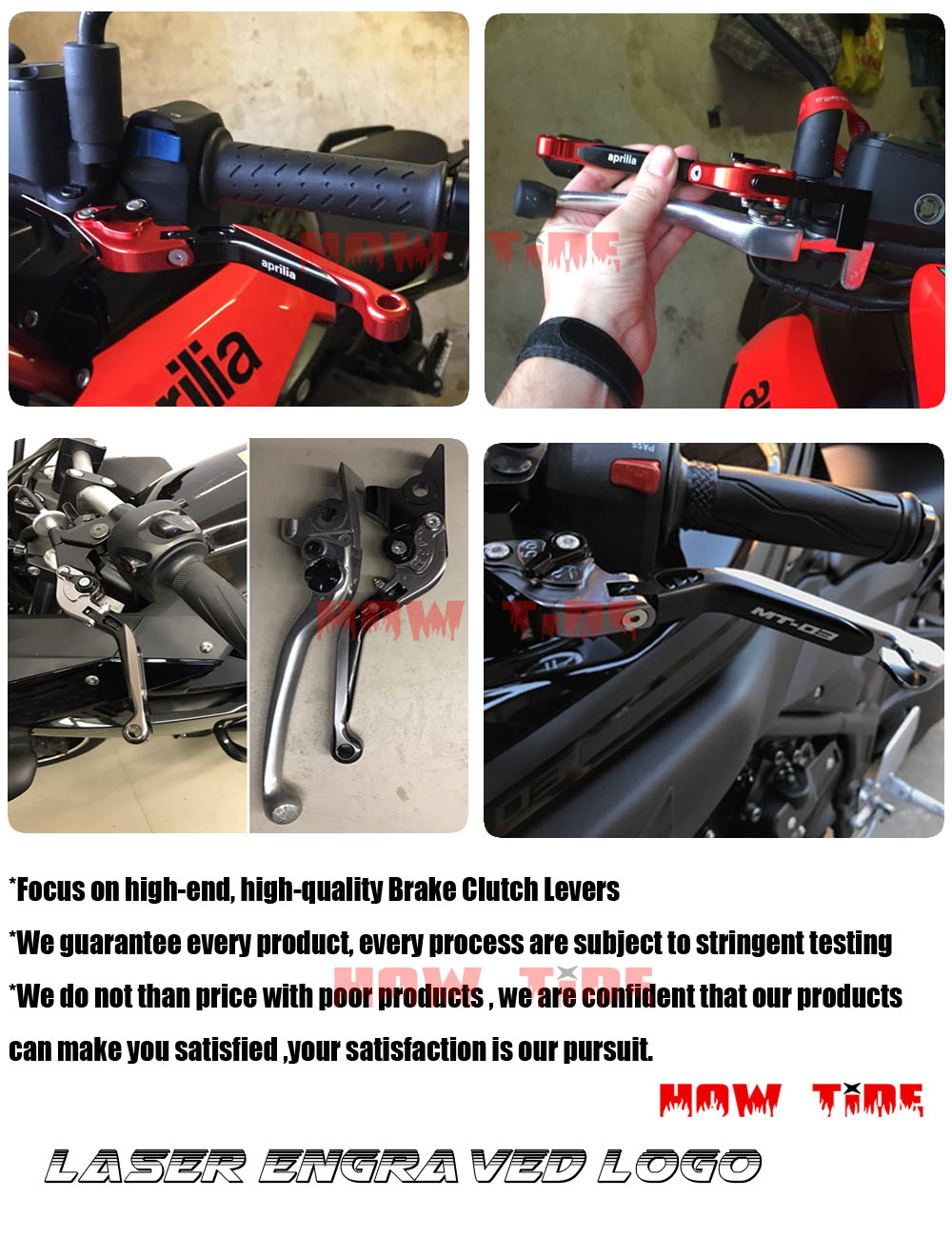 High Quality clutch lever